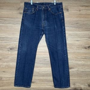 Lot of 2 Levi's 505 Jeans 36 x 30